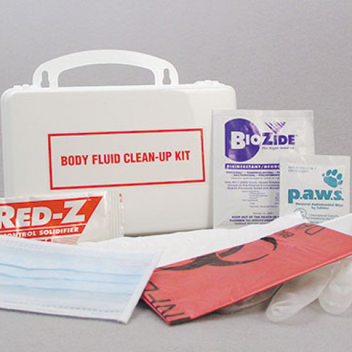 Body-Fluid-Clean-Up-Kit