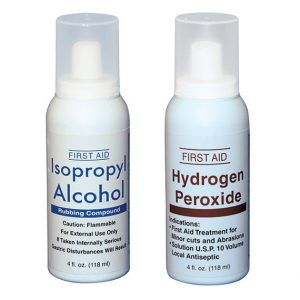 Sprays & Antiseptics